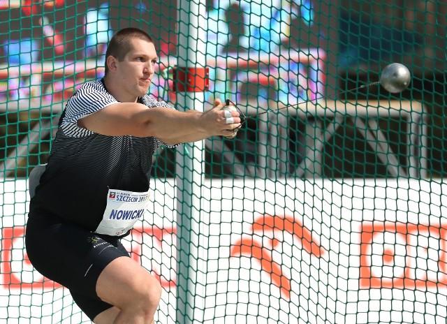 Wojciech Nowicki spełnił swoje marzenie. Na zawodach w Ostrawie rzucił młotem ponad 80 metrów.