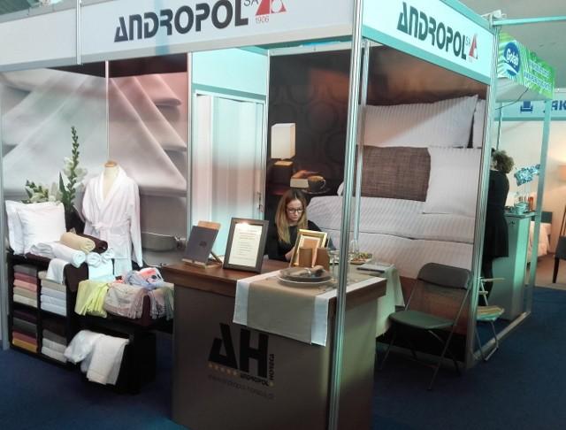 Hotelowe kolekcje Andropolu na Gastro-Hotel 2016