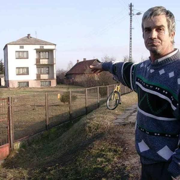 - Nie chcę by obwodnica miejska przebiegała przez środek mojego osiedla i przed oknem mojego domu - mówi Józef Szopa, mieszkaniec dzielnicy Barce.