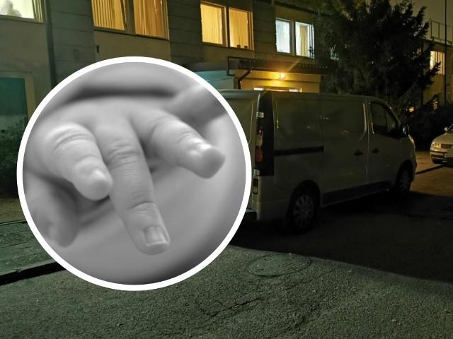 Tragedia w hotelu we Włocławku. Znaleziono ciało 10-miesięcznej dziewczynki. Zatrzymano dwie osoby.