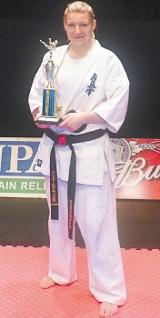 Karate: Anna Kaczyńska przywiozła ze Stanów Zjednoczonych srebro