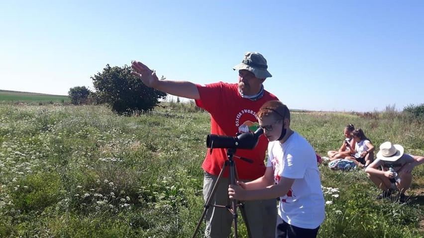 """Małogoski Klub Ekologa na wyprawie """"Szlakiem dziedzictwa..."""