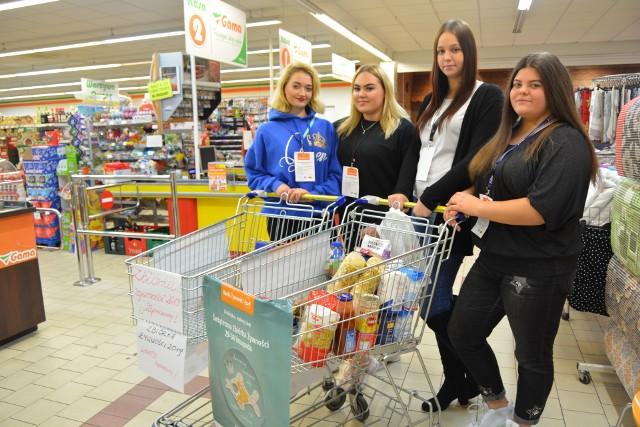Świąteczna Zbiórka Żywności w Ostrołęce. Też możesz pomóc, 29.11.2019