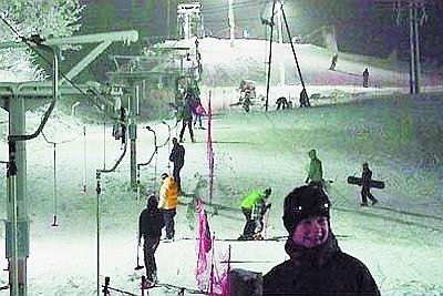 W tym roku radość narciarzy nie trwała zbyt długo, bo zaledwie dwa dni. Miejmy jednak nadzieję, że tym razem prognozy synoptyków się spełnią i mimo że późno, to zima jednak przyjdzie.