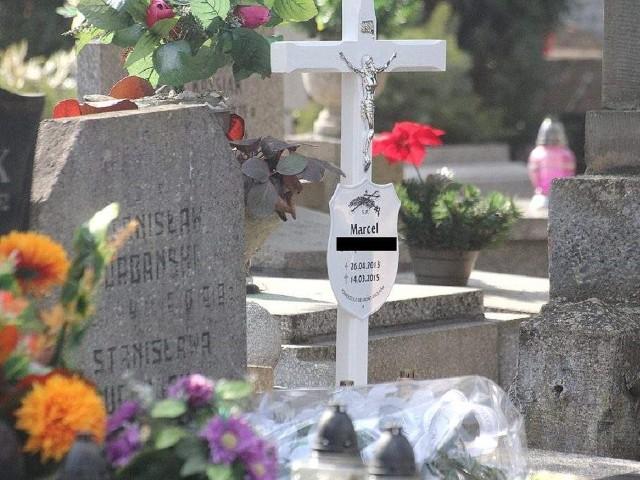 Pogrzeb Marcelka odbył się 19 marca.