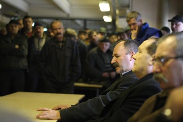 Spotkanie pracowników ZNTK z dyrekcją