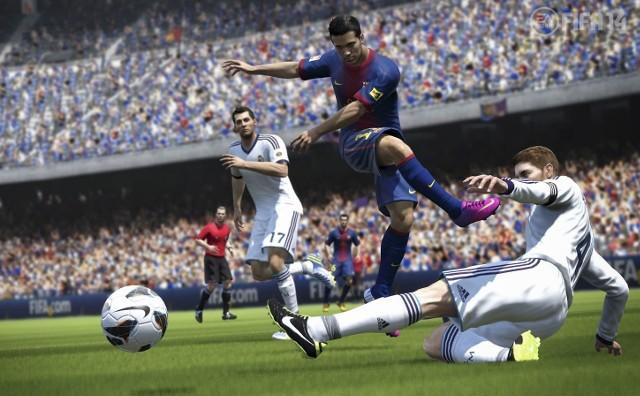 FIFA 14Wygląda na to, że najlepsza FIFA 14 będzie na Xbox One.
