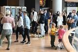 Ruszyła Galeria Korona w Kielcach. Zobaczcie jak ludzie ruszyli na zakupy [WIDEO, ZDJĘCIA]