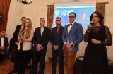 Marek Kamiński w krakowskim Business Centre Club: Pomóżmy dzieciom odkryć i zdobyć ich małe i duże bieguny [ZDJĘCIA]
