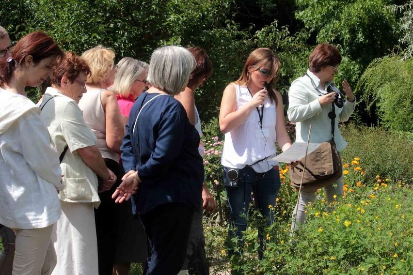 Ogród Botaniczny W Lublinie Zioła Niejedno Mają Oblicze I