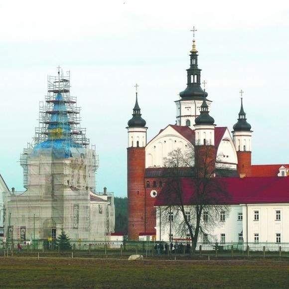 Czy klasztor w Supraślu, jeden z najpiękniejszych zabytków sakralnych w Polsce zostanie w końcu wyremontowany?