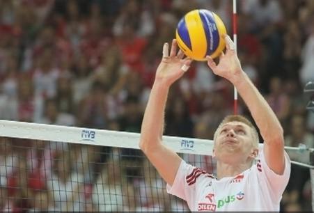 Na zdjęciu Paweł Zagumny.