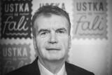 Burmistrz Ustki Jacek Graczyk nie żyje