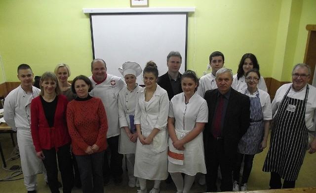 Warsztaty kulinarne w Łodzierzy