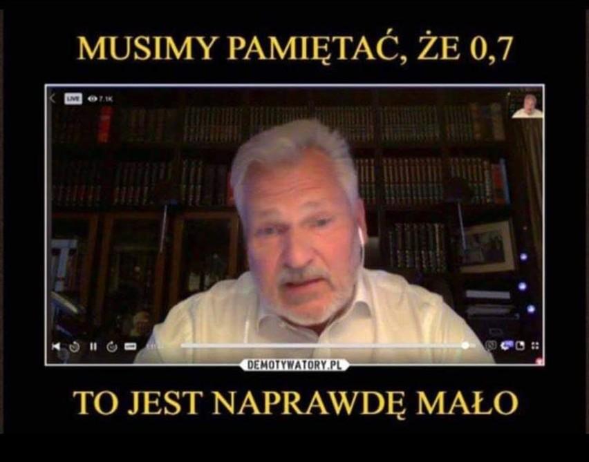 Internauci komentują wybory prezydenckie 2020 niezależnie od ich wyniku. Nieważne, czy głosowałeś na Andrzeja Dudę, Rafała Trzaskowskiego, czy może w ogóle nie brałeś udziału w wyborach prezydenckich - te MEMY rozbawią Cię do łez. Zobacz i przekonaj się sam!Aby przejść do galerii MEMÓW, wystarczy przesunąć zdjęcie gestem lub nacisnąć strzałkę w prawo.