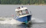 Stary Dwór. Dwaj mężczyźni tonęli w zalewie Siemianówka. Wypadli z pontonu