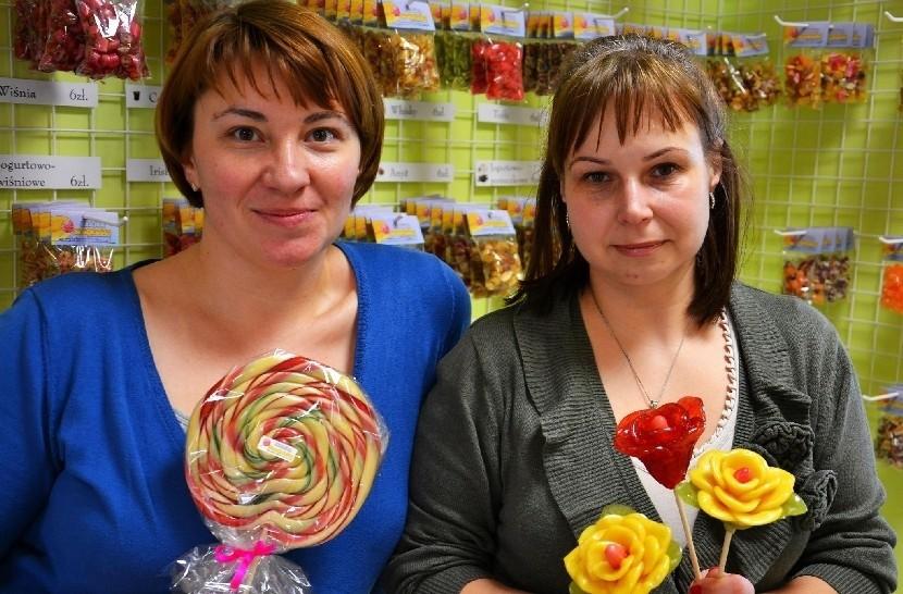 Kobieta Przedsiębiorcza 2013. Postawiły na Krainę SłodkościPaulina Ślęczkowska i Żaklina Wykręt prowadzą wymarzoną Krainę Słodkości.