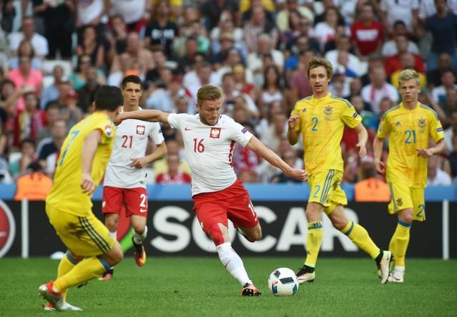 Jakub Błaszczykowski zdobył bramkę w ostatnim meczu Polski z Ukrainą
