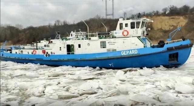 W okolicach Włocławka pracuje 6 lodołamaczy
