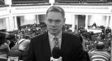 Rafał Poniatowski nie żyje. Znany dziennikarz zmagał się z nowotworem. Miał 48 lat