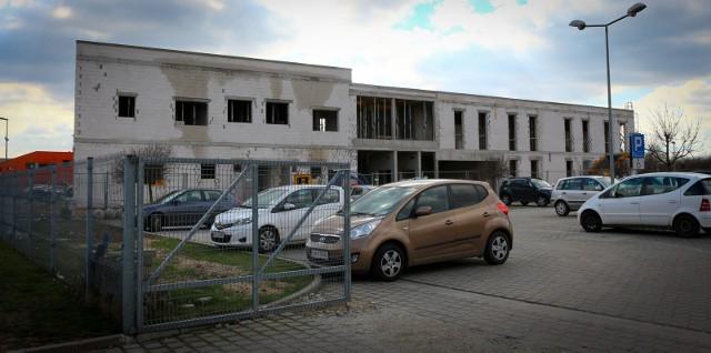 Przedszkole przy ul. Suwalskiej na Maślicach