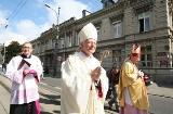 Nowy arcybiskup - nowe zarządzenia
