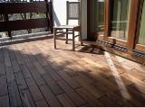 Drewno termowane - na tarasy, elewacje, do łazienek i kuchni (zdjęcia)