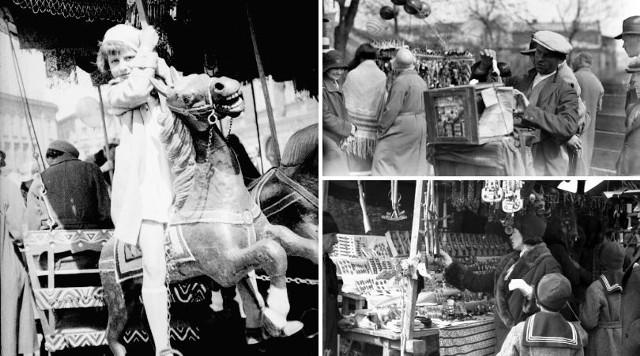 Emaus na początku lat 30. XX wieku