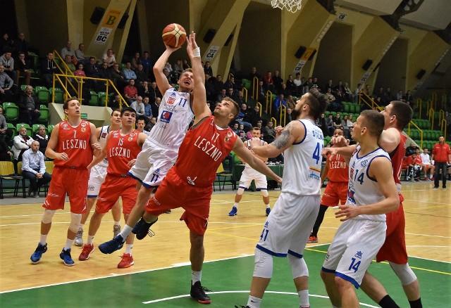W inowrocławskiej hali widowiskowo-sportowej drużyna KCK Noteć zmierzyła się z Polonią 1912 Leszno. Inowrocławianie wygrali ten mecz dwoma punktami - 73:71.