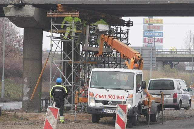 Od środy 8 września będą wprowadzone zmiany w organizacji ruchu przy przebudowywanym wiadukcie ul. Kurlandzkiej