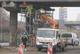 Przebudowa wiaduktu ul. Kurlandzka: Będą zmiany w organizacji ruchu