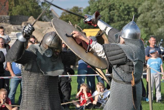 W pojedynku walczą Szymon z Wilczej Roty i Namo z Wisła nie przepuści