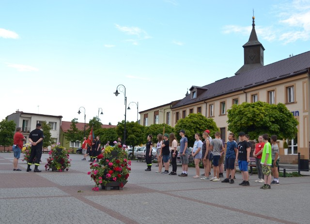 druhowie z Ochotniczej Straży Pożarnej w Lipnie intensywnie przygotowują się do uroczystości jubileuszowych