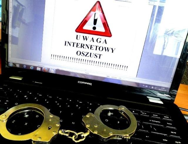 Funkcjonariuszom obecność w sieci pomaga w pracy.