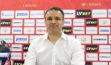 Trener Widzewa o meczu Pucharu Polski z Legią