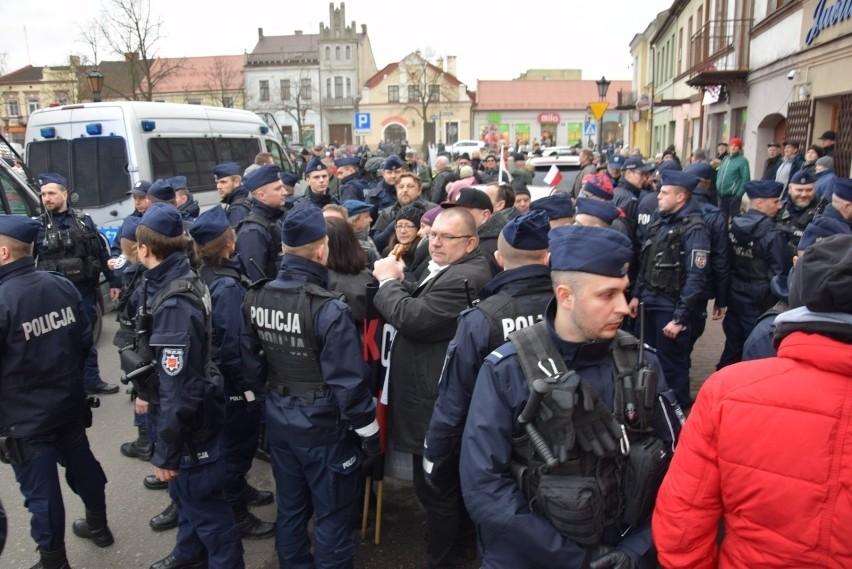 65-letni mieszkaniec Łowicza został zatrzymany podczas...
