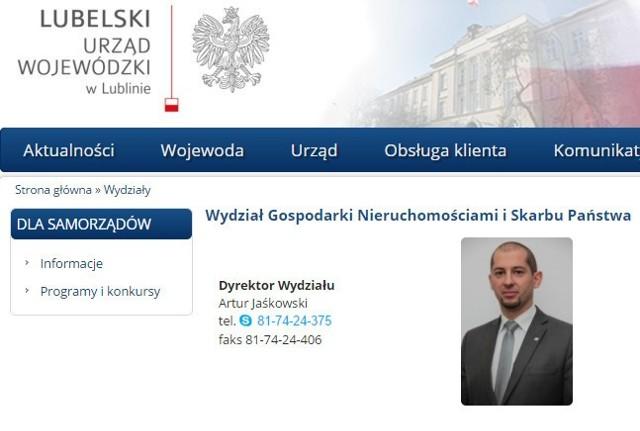 Dyrektorem jednego z wydziałów został Artur Jaśkowski, syn miejskiej radnej PiS.