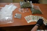 Zielonogórzanin miał w domu ponad 460 gramów suszu marihuany. Szykował narkotyki na sprzedaż
