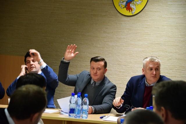 Wniosku o przyznanie dotacji nie poparł przewodniczący komisji kultury Krzysztof Stawnicki