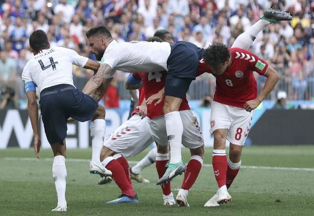 Dania - Francja 0:0