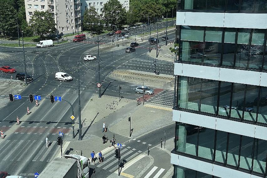 Zobacz jak wyglądają pomieszczenia w biurowcu Imagine i jaki jest stamtąd widok na miasto
