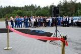Firma Elkom Trade w Ostrowcu w nowej siedzibie. Huczne oficjalne otwarcie. Zakład w środku prezentuje się... kosmicznie [WIDEO, DUŻO ZDJĘĆ]