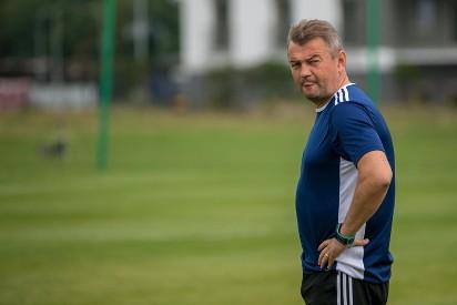 7e632625b I liga piłkarska: Mirosław Hajdo przedłużył o rok umowę z Garbarnią Kraków  [ZDJĘCIA]