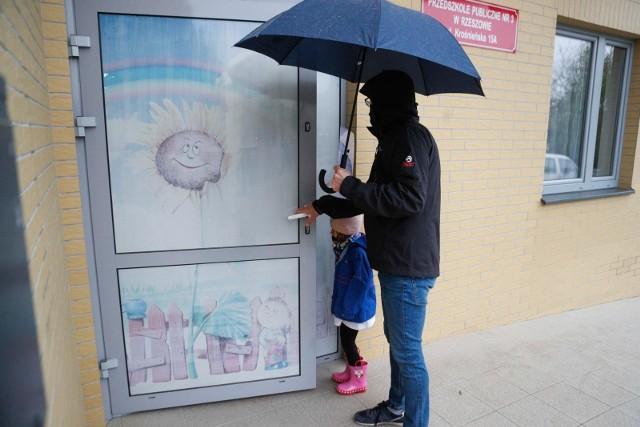 06.05.2020 rzeszow przedszkola publiczne znow otwarte epidemia koronawirus przedszkole fot krzysztof kapica
