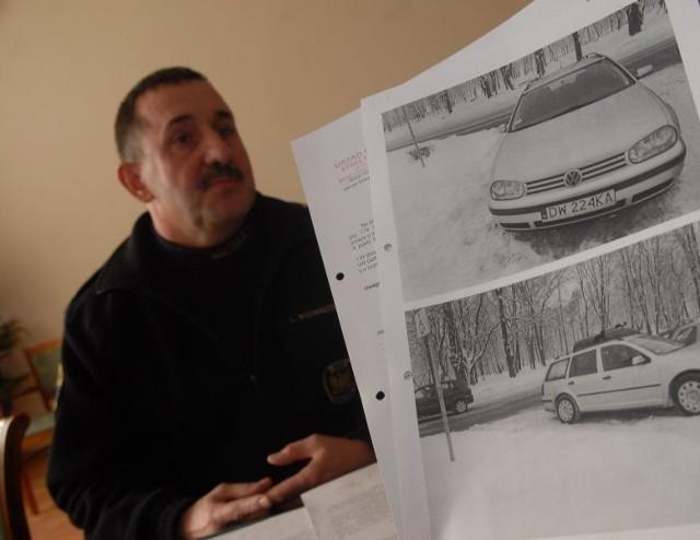 Jeśli kierowca odmawia przyjęcia kary, sprawa wędruje do sądu - wyjaśnia komendant straży miejskiej, Leszek Wudarzewski