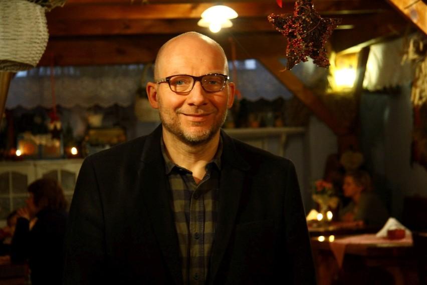 - Nasz klub MC sąsiadował w Teatrze w Budowie z salonem samochodów - mówi Jacek Abramowski