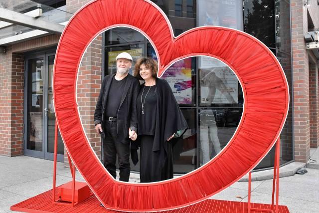 W ramach imprezy Inowrocław=Miłość w Teatrze Miejskim odbyły się panele dyskusyjne z udziałem Katarzyny Grocholi i jej męża Stanisława Bartosika oraz Anny Sekielskiej i Tomasza Sekielskiego