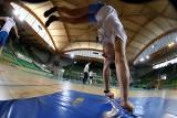 Siatkówka, piłka można, trochę gimnastyki - żużlowcy Ambramczyk Polonii Bydgoszcz szykują się do sezonu [zdjęcia]