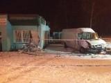 Bus uderzył w sklep w Ignacewie. Kierowca zginął na miejscu [ZDJĘCIA]