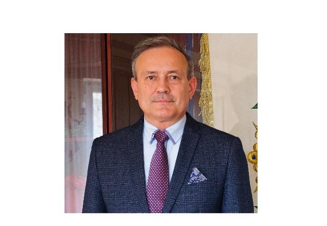 dr Waldemar Dębski, rektor Warszawskiej Uczelni Medycznej